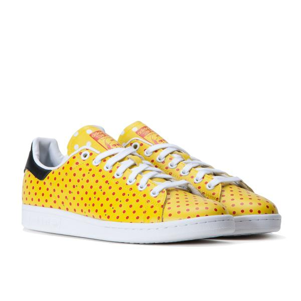 Boty Adidas Originals Stan Smith Pharrell Williams yellow EU 46