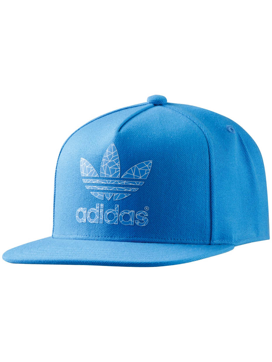 Kšiltovka Adidas Originals AC Fitted blue M/L