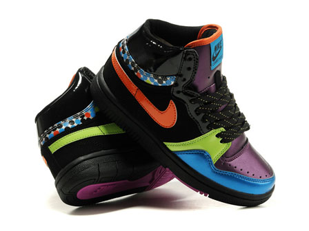 Boty Nike Court Force High EU 39