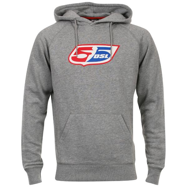 Mikina 55DSL - Diesel Fourty sweat vel. XL