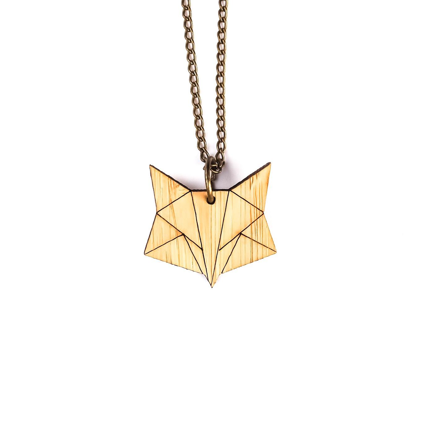 447c5b770 Dřevěný náhrdelník Liška | Outlet obuvi a oblečení Adidas Originals ...