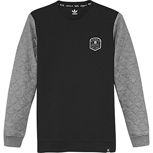 Mikina Adidas Originals Quilted Crew vel. M  ccf1d368478