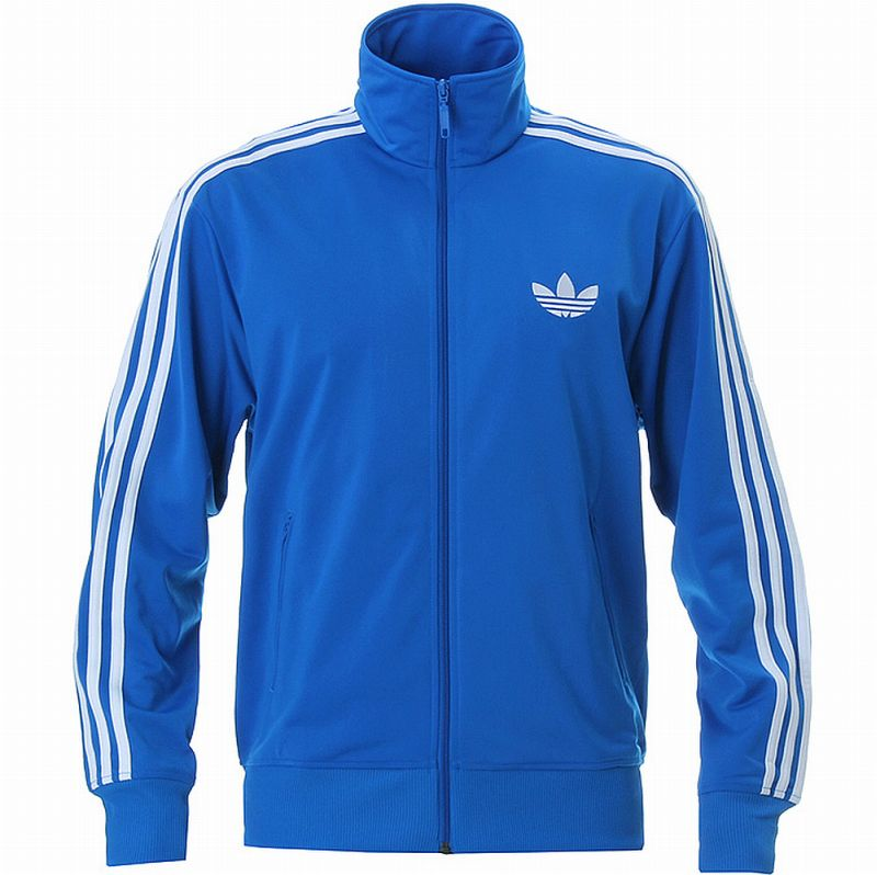 Mikina Adidas Originals Firebird blue vel. S