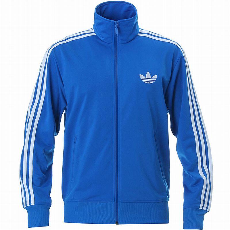 Mikina Adidas Originals Firebird blue vel. S  c51aace6dd2