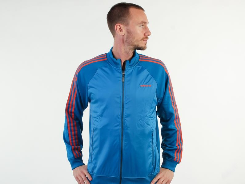 Mikina Adidas Originals Nylon Mix Track vel. XL