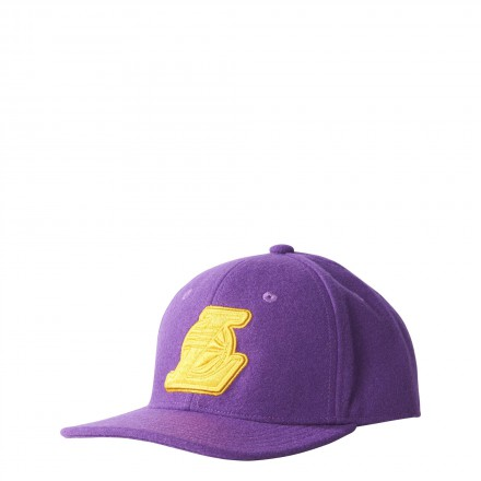 Kšiltovka Adidas Originals NBA La Lakers purple