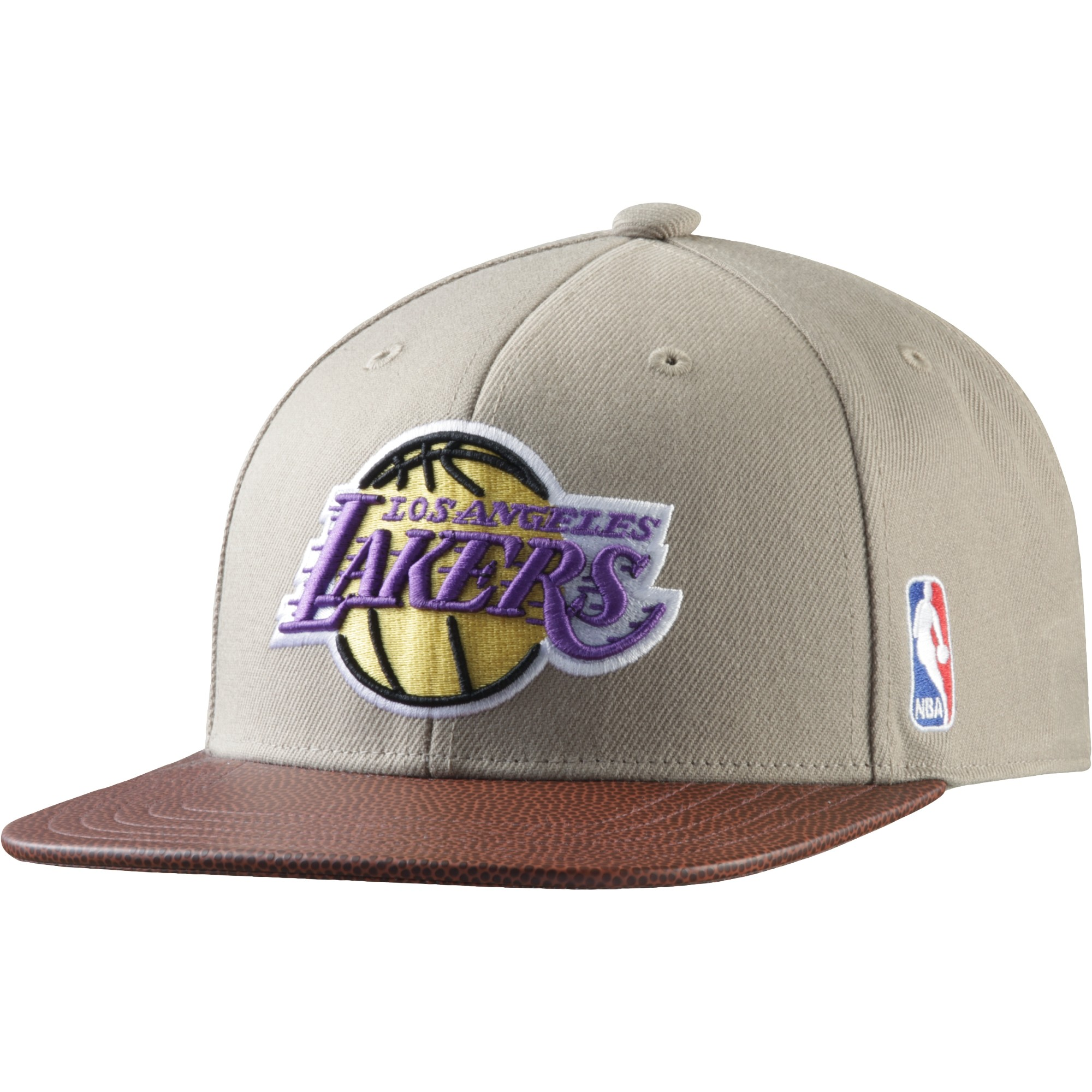 Kšiltovka Adidas Originals NBA La Lakers croc