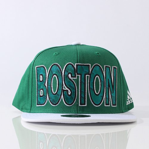 Kšiltovka Adidas Originals NBA Boston Celtic