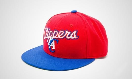 Kšiltovka Adidas Originals NBA Clippers red