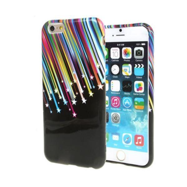 Silikonový kryt Stars pro Apple iPhone 6 e3d3167e55c