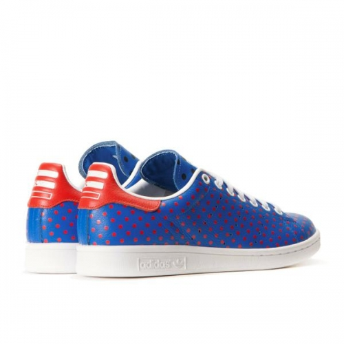 Boty Adidas Originals Stan Smith Pharrell Williams blue EU 44