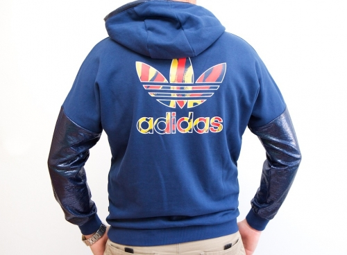 Mikina Adidas Originals Paris SL vel. 36