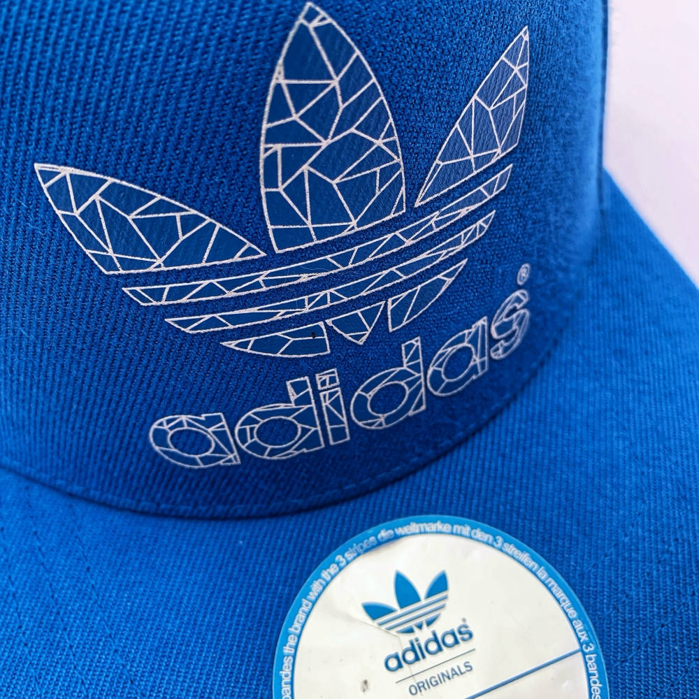 Kšiltovka Adidas Originals AC Fitted blue S/M