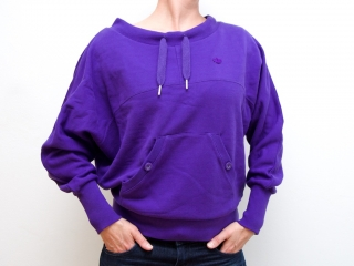 Mikina Adidas Originals Oversized Sweater vel. 36