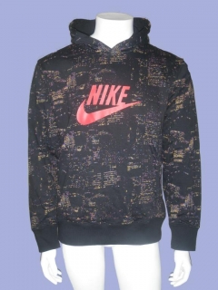 Mikina Nike City Spackle hoodie vel. L